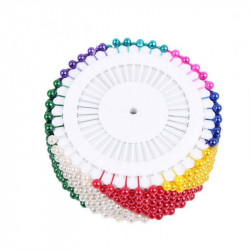 Špendlíky s barevnou hlavičkou