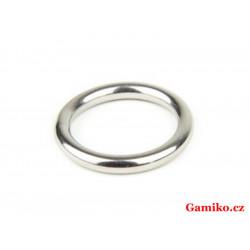 Sedlářský kroužek 15mm
