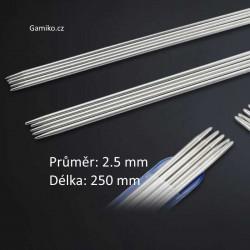Pletací jehlice 2.5 mm